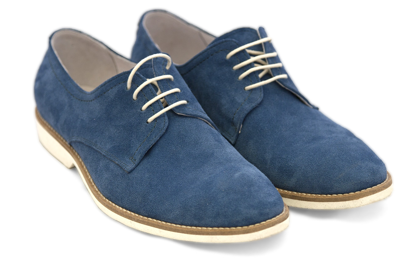 Blue Suede Shoes Trousers