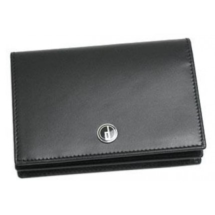 dunhill Leather Business Card Holder