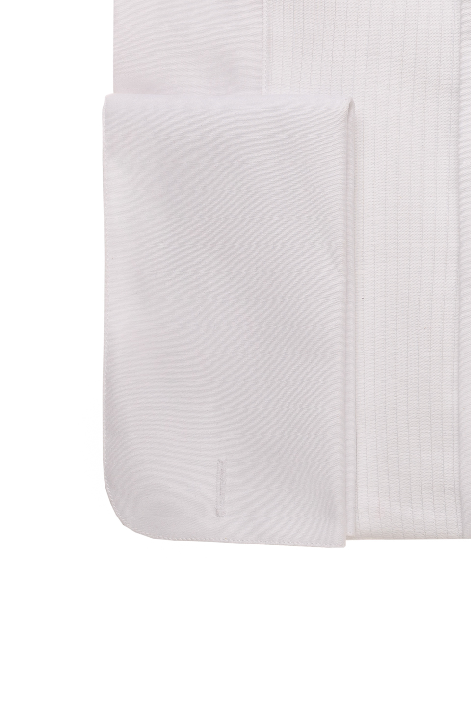 Webster White Dress Shirt - Double Cuff