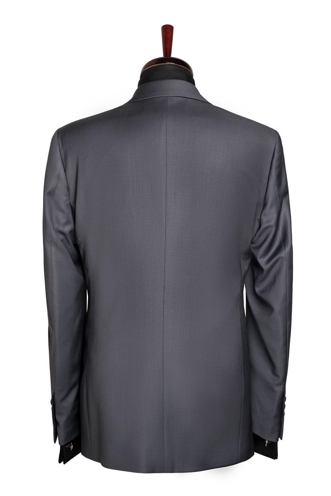 Gentlemen`s Corner Slim Fit Dinner Jacket - Lincoln Dark Grey