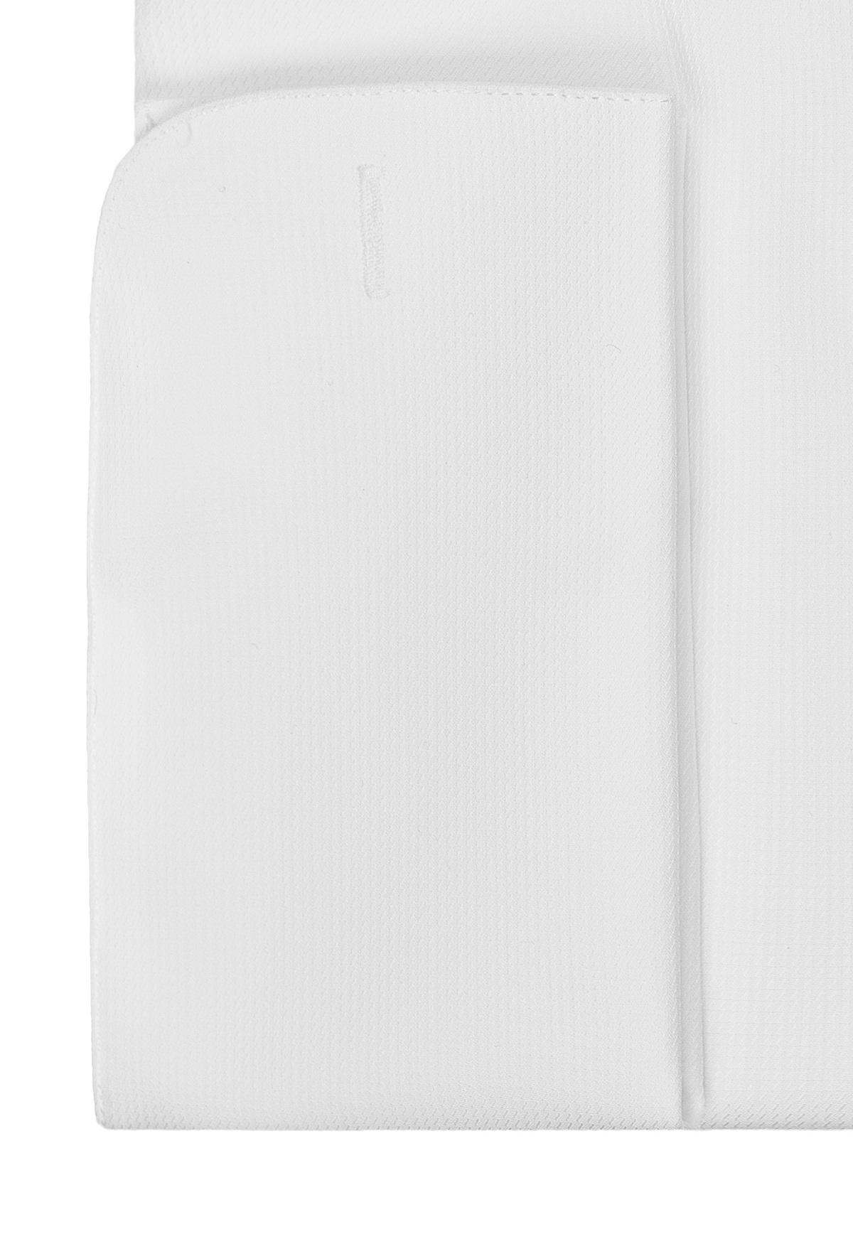 Chris White Dress Shirt - Double Cuff