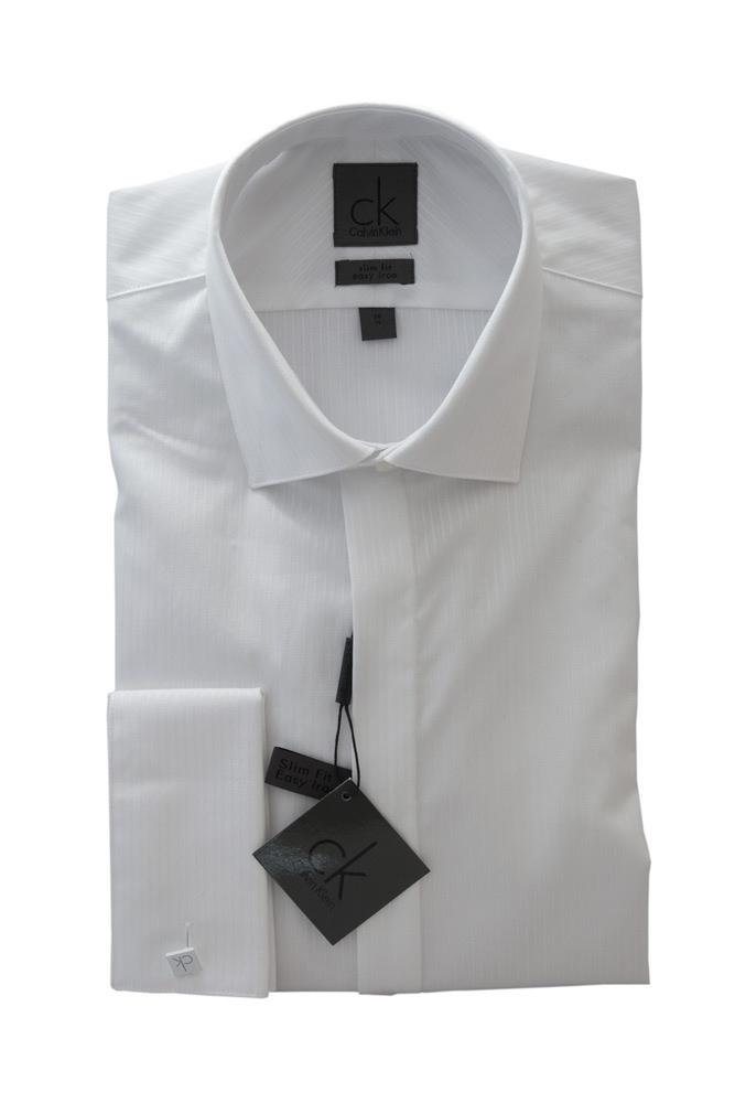 Camasa CK Calvin Klein - WHITE - NOU!