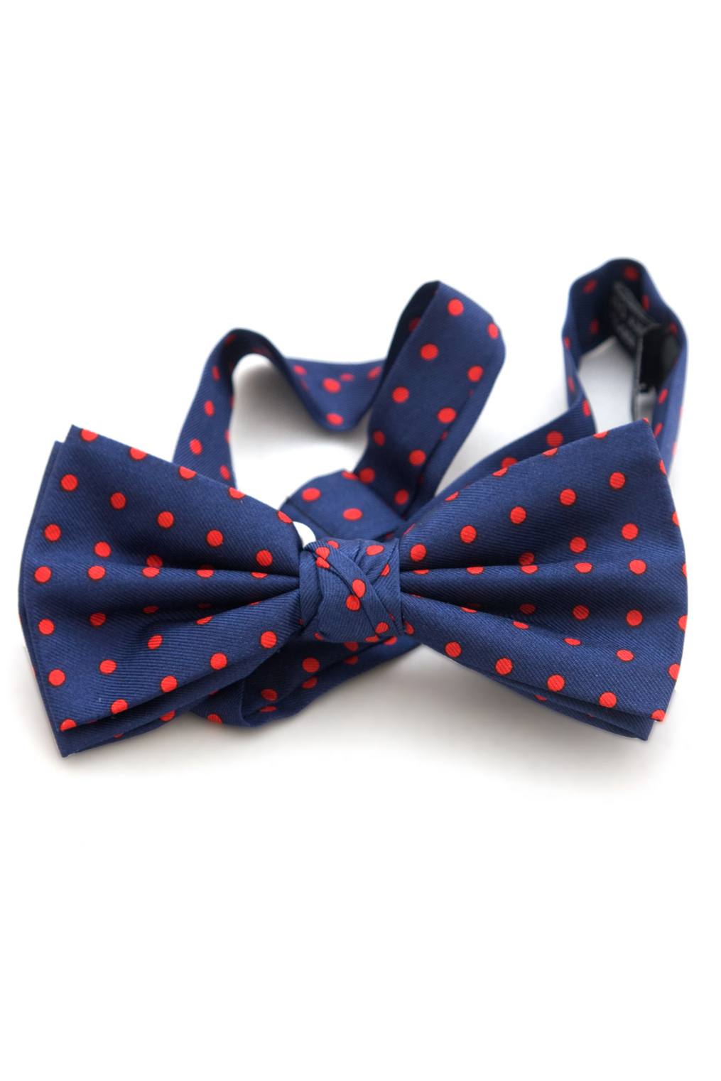 Lloyd Attree & Smith Silk Bow Tie