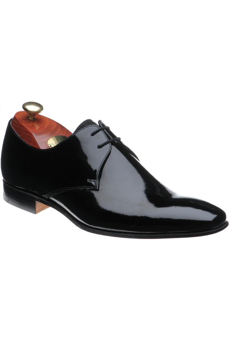 Pantofi Barker Goldington - Black - NOU!