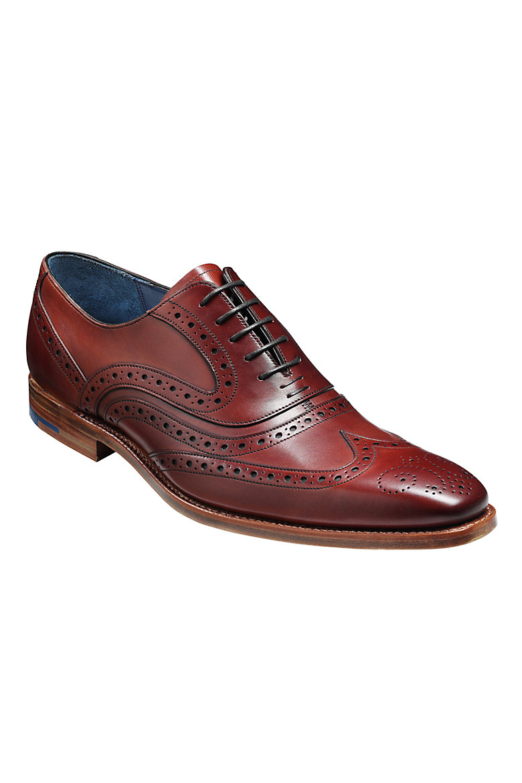 Pantofi Barker McClean - Rosewood Calf - NOU!