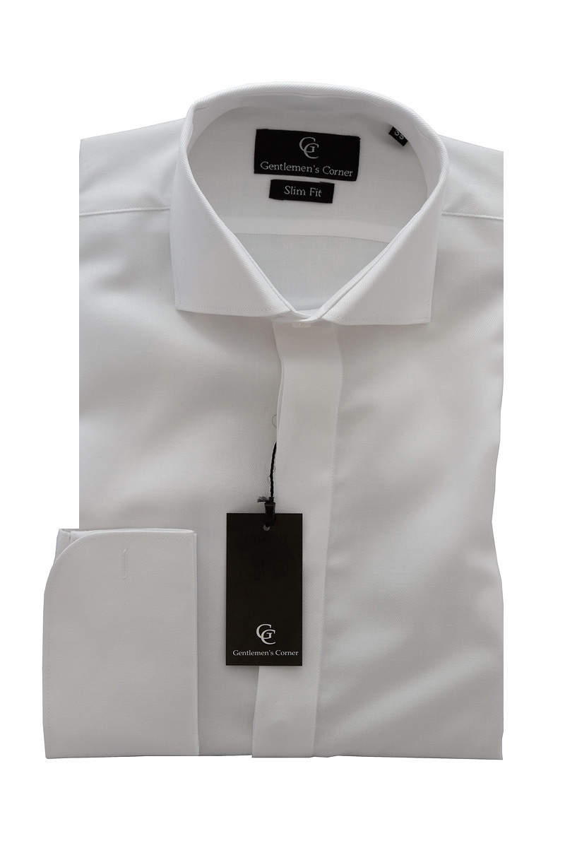 Rodi White Dress Shirt