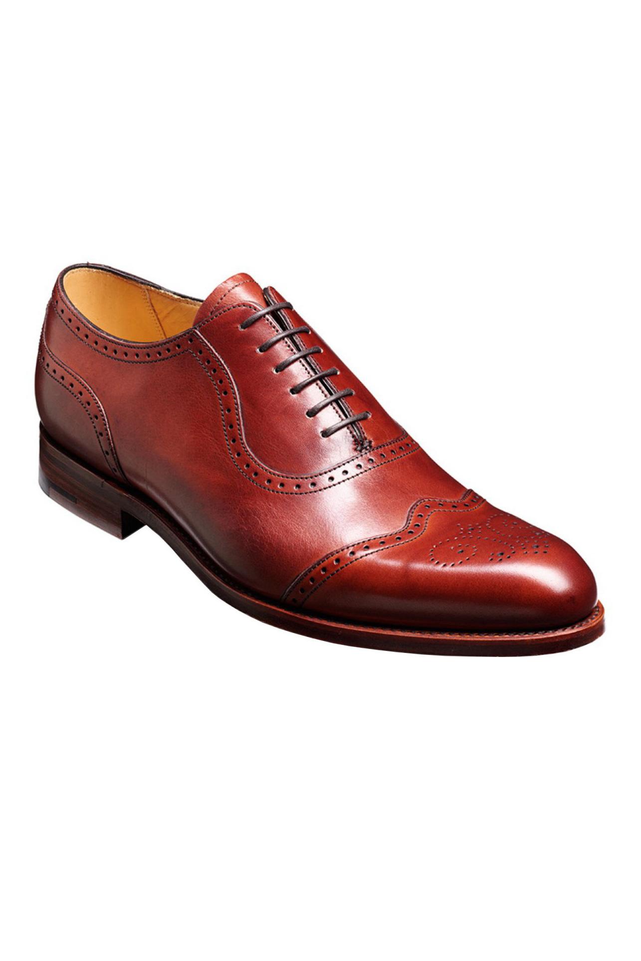 Pantofi Barker Linz - Rosewood Calf - NOU!