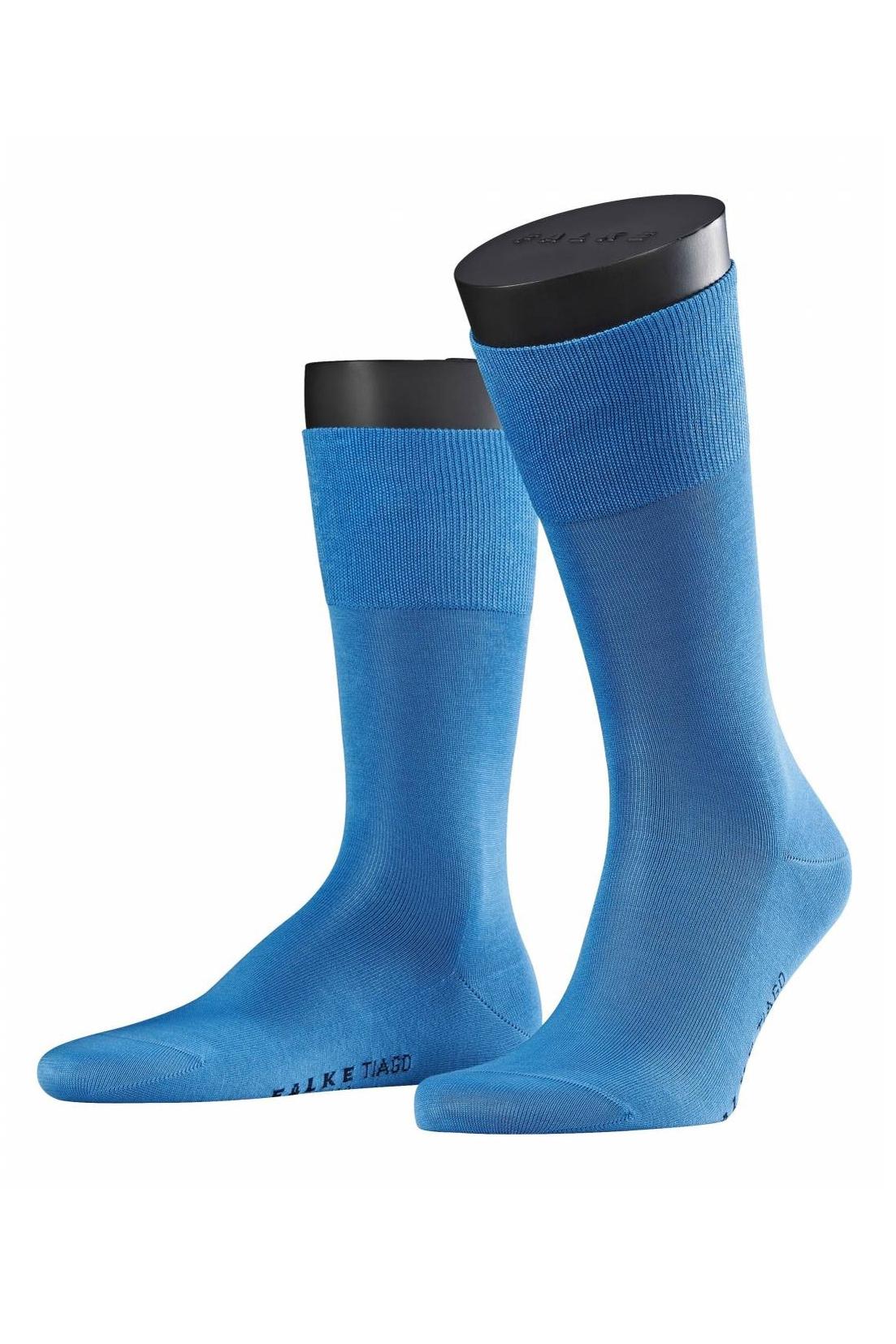 FALKE Tiago - Ciorap albastru