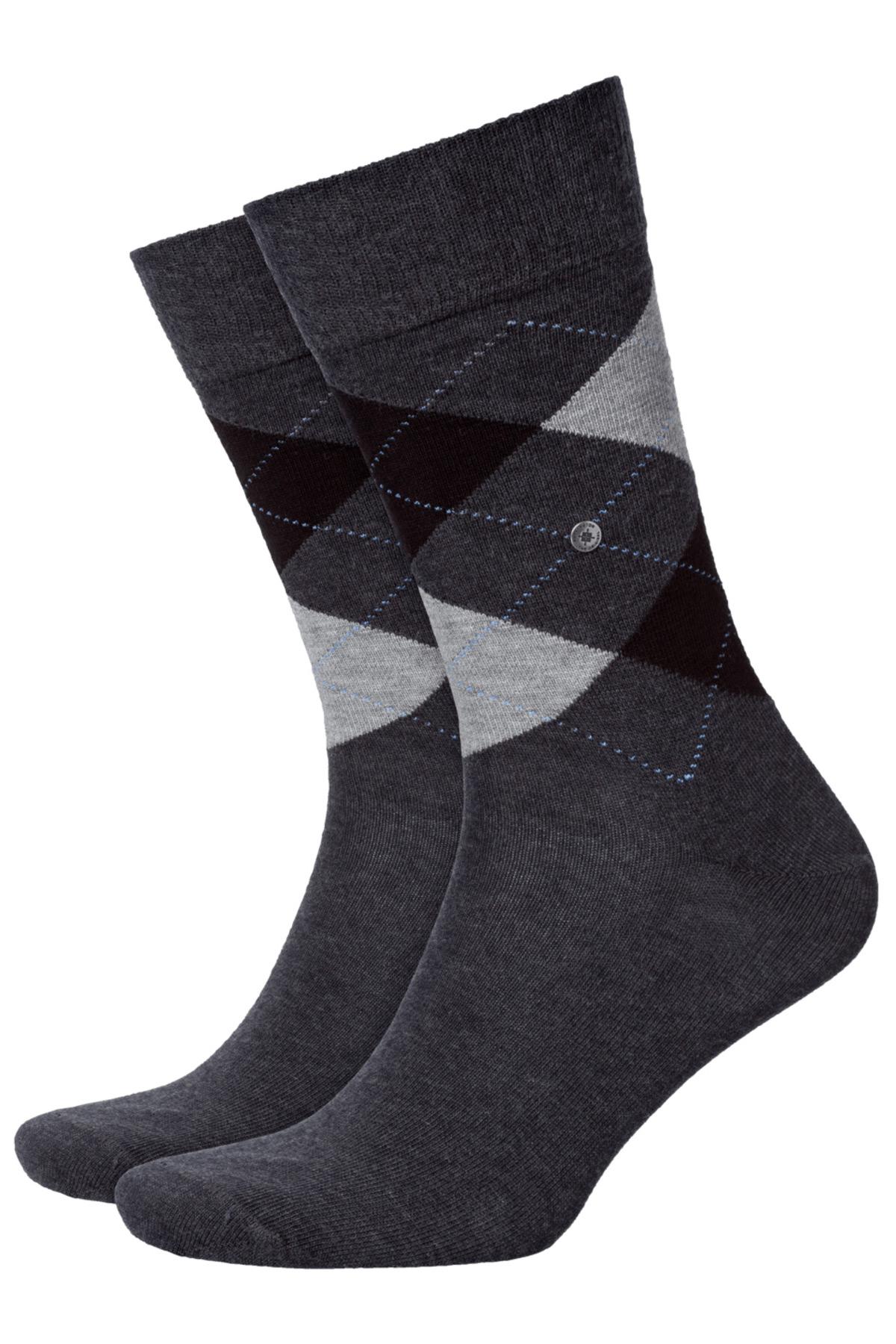 Ciorapi Burlington King – Anthracite Mel.