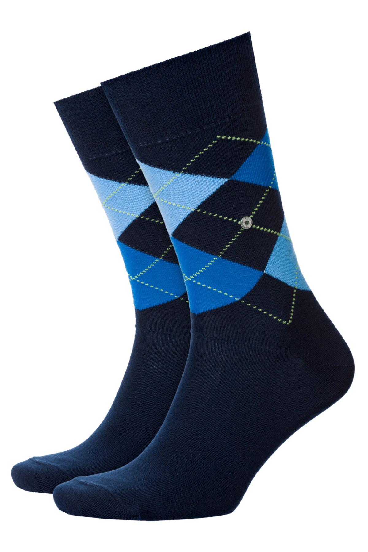 Ciorapi Burlington King – Marine Blue