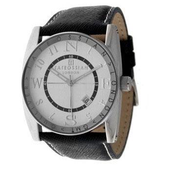 Tateossian Gulliver Sports Watch - White