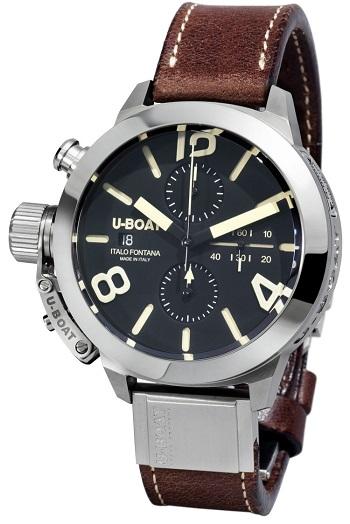 U-BOAT Classico 45 Tungsteno CAS1