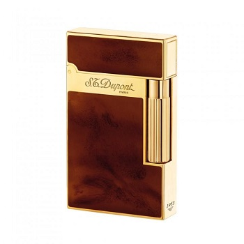 S.T. Dupont Lighter Ligne 2 - Vintage Brown