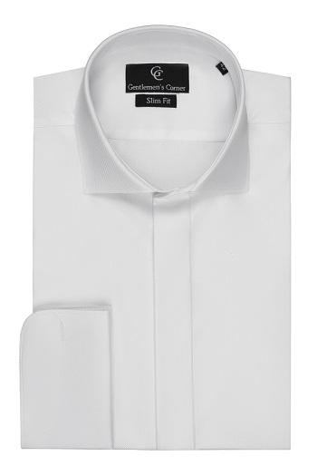 Duke White Dress Shirt