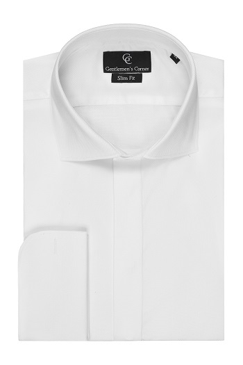 Cooper White Dress Shirt