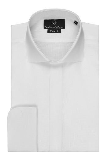 Arthur White Dress Shirt