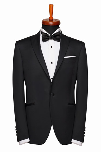 Gentlemen`s Corner Slim Fit Dinner Jacket - Glasgow