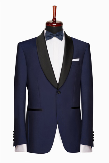 Gentlemen`s Corner Slim Fit Dinner Jacket - Portland