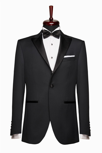 Gentlemen`s Corner Slim Fit Dinner Jacket - Dalton