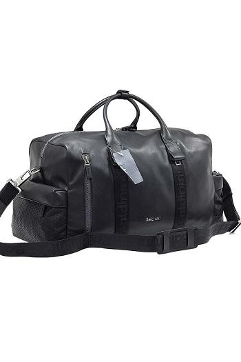 Baldinini Travel Leather Bag