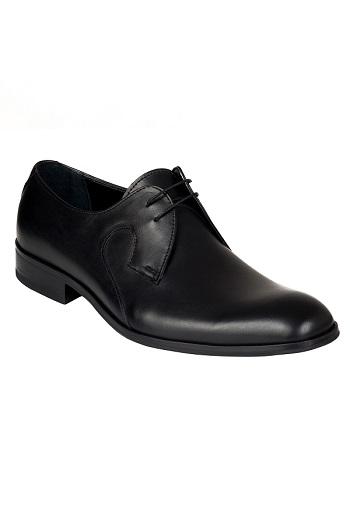 Gentlemen`s Corner Shoes - Black