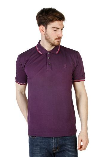 Trussardi Polo Shirt - Violet