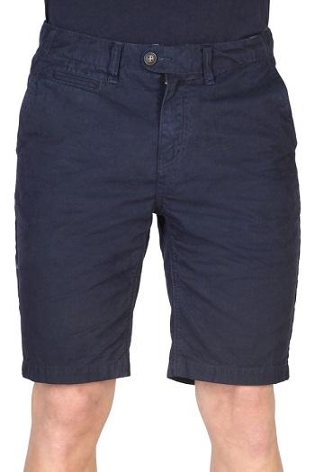 Oxford University Bermuda Shorts - Navy
