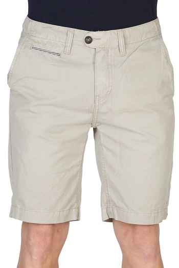 Oxford University Bermuda Shorts - Light Brown