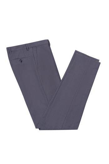 Gentlemen`s Corner Dark Grey Slim Fit Trousers
