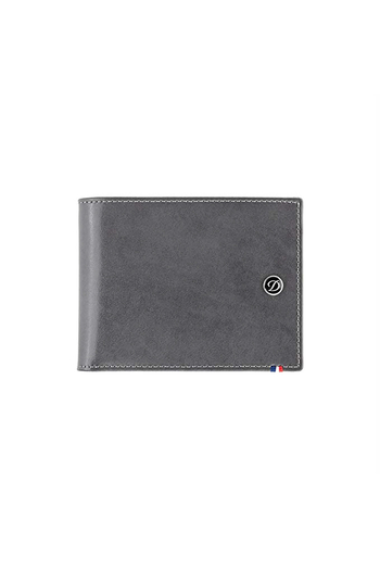 S.T. Dupont Billfold / 6 credit cards / ID papers - Grey