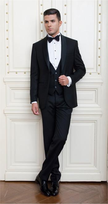 Gentlemen`s Corner Dinner Suit - Windsor Revenge