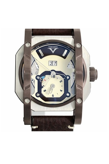 Visconti Up To Date 25th Anniversary Watch GMT 32 Limited Edition