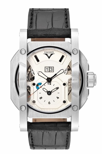 Visconti Up To Date 25th Anniversary Watch GMT 72 Limited Edition