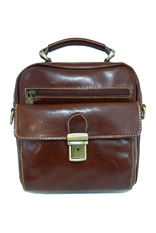 Pisa Leather Crossbody Bag