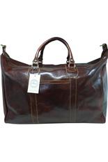 Bari Travel Leather Bag