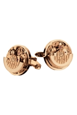 MILUS Steel plated 5N Cufflinks
