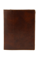 Leather iPad2 Case - brown