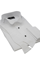 Marcella White Dress Shirt