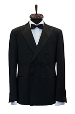 Gentlemen`s Corner Slim Fit Dinner Jacket - Lancaster
