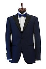 Gentlemen`s Corner Slim Fit Dinner Jacket - Essex