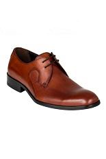 Gentlemen`s Corner Shoes - Cognac