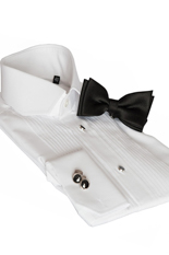Lancaster White Dress Shirt