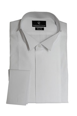 Alfred White Dress Shirt