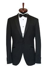 Gentlemen`s Corner Slim Fit Dinner Jacket - Cambridge