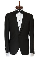 Gentlemen`s Corner Slim Fit Dinner Jacket - Chester