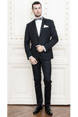 Gentlemen`s Corner Slim Fit Dinner Suit - Cambridge