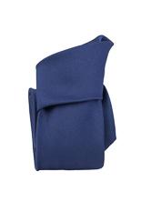 Gentlemen`s Corner Navy Luxury Silk Tie