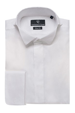 Ramses White Dress Shirt