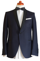 Gentlemen`s Corner Slim Fit Dinner Jacket - Oscar