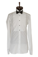 Hampton White Dress Shirt